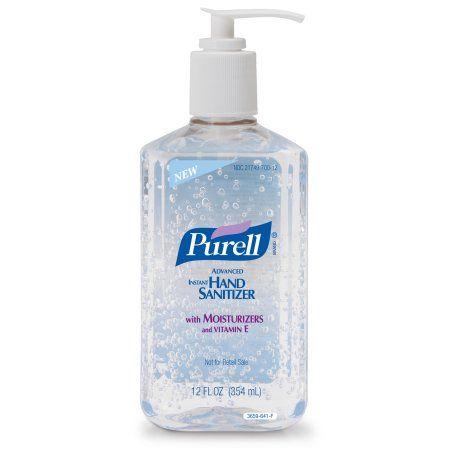 Purell Hand Sanitizer Just 2 12 At Walmart Http Www