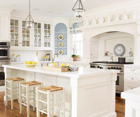 Modern-Day Traditional Kitchen