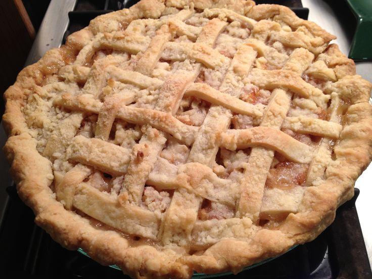 Crunch Top Apple Pie