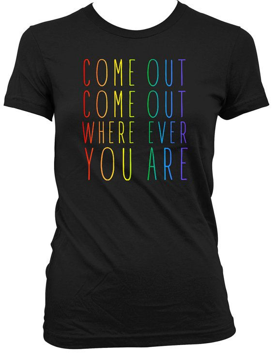 Gay Pride TShirts  Welcome to Festiviteees - Holiday and Celebration Shirts for Everyone! ▄▄▄▄▄▄▄▄▄▄▄▄▄▄▄▄▄▄▄▄▄▄▄▄▄▄▄▄▄▄▄▄▄▄▄▄▄▄▄▄▄▄▄▄▄▄▄▄▄▄▄  Our shirts are digitally printed with the latest and greatest in direct to garment printing technology. Digital printing delivers a smooth and soft finish that will not crack or fade. The shirts are handmade to order using only the finest quality, longest-lasting, environmentally friendly inks. We DO NOT use heat transfers, our designs are made to…