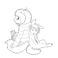 Thumbnail Image For Max Sleeping In His Wolf Suit Coloring BooksColoring
