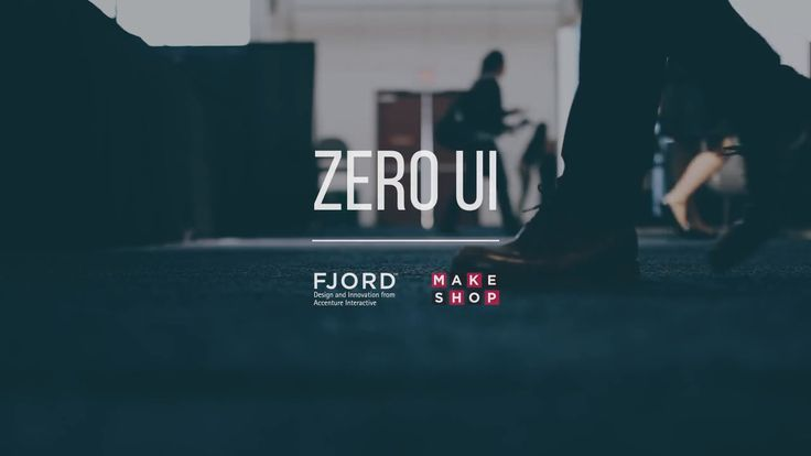 What is Zero UI? It's all about getting away from the touchscreen, and interfacing with the devices around us in more natural ways: haptics, computer vision, voice control, and artificial intelligence. Zero UI is the design component of all these technologies, as they pertain to what we call the internet of things. https://www.fjordnet.com/conversations/zero-ui-and-our-screen-less-future/