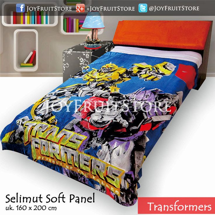 selimut bulu lembut halus (soft panel) transformers joyfruitstore.com pin bbm 74258162, wechat joyfruitbedcover, whatsapp 081931151596