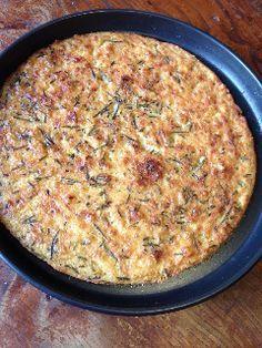 Pizza van kikkerwtenmeel. •(pizzavorm) •100 gram kikkererwtenmeel •2-3 eetlepels rozemarijn •75 gram harde Italiaanse kaas •zout •peper •1,5 eetlepel olijfolie •300ml water