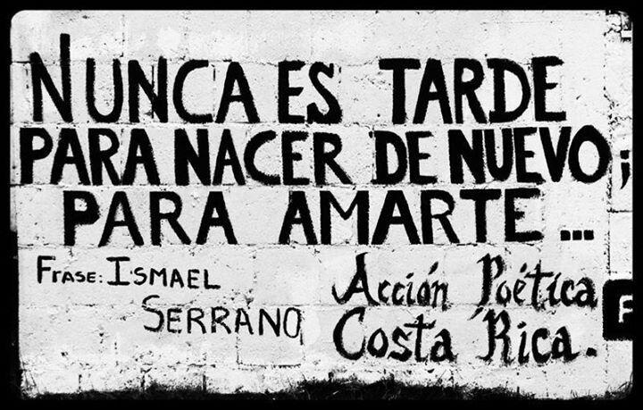 Ismael Serrano. Accion poetica CR