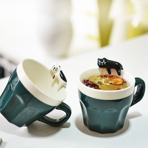 Cat Lover Color Changing Coffee Mug - Fashion Street - 1