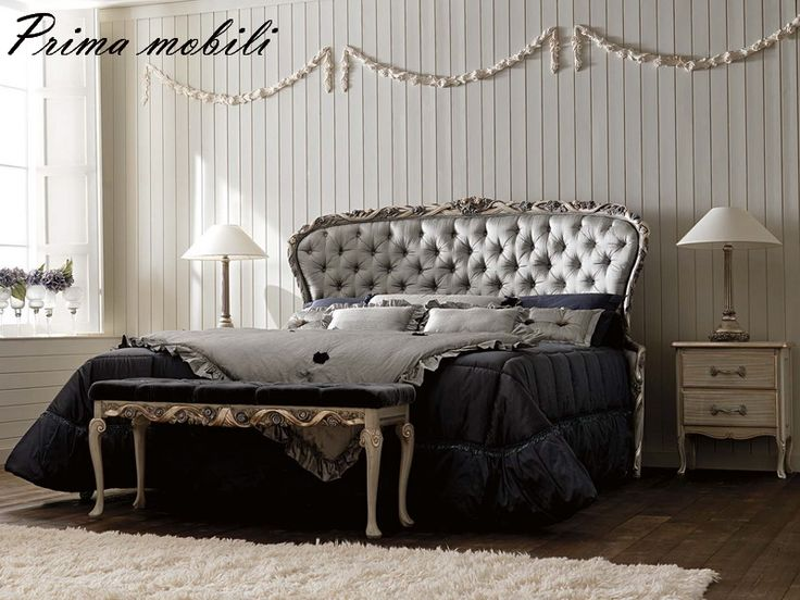 Итальянская кровать 3058 Savio Firmino купить в Москве в Prima Mobili