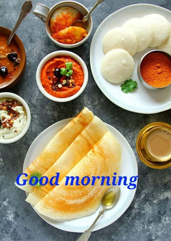 Good Morning Good Morning Breakfast Indian Food Recipes Yummy Food