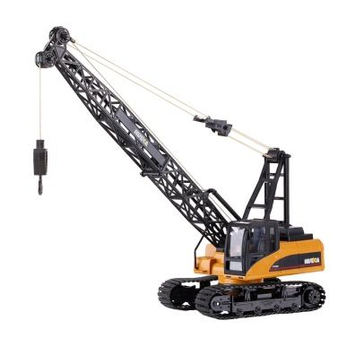 HUINA TOYS 1572 1/14 2.4Ghz 15CH Remote Control Construction Crane Engineering Truck RC Car Kids Toys Gift Sales Online 1# - Tomtop