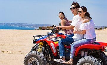 Motocross y Paseos en ATVs – Playas de Rosarito – Hoteles, Restaurantes, Eventos, Vacaciones
