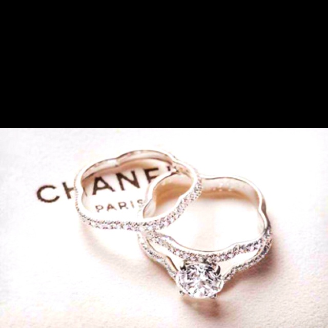 : Idea, Band, Style, Diamonds Rings, Chanel Ring, Jewelry, Wedding Rings, Dreams Rings, Engagement Rings