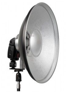 How to Use a Beauty Dish to Create Beautiful Lighting » Expert Photography
