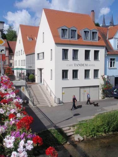 Tandem Hotel   DARSHANA PRADEEP ALAHAKOON CASSIANI INGONI has just reviewed the hotel Tandem Hotel in Bamberg - Germany #Hotel #Bamberg