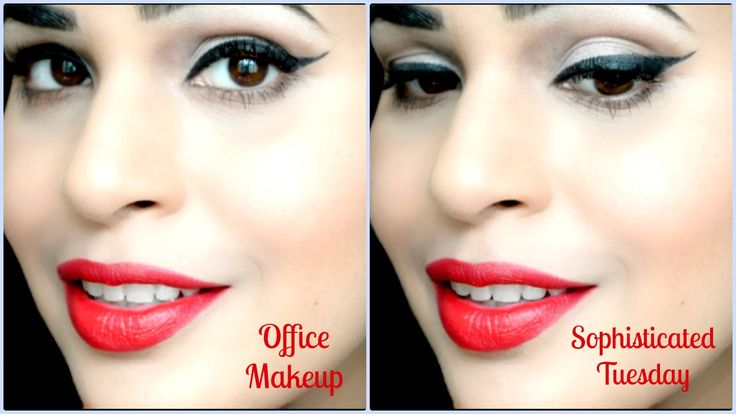 SOPHISTICATED TUESDAY | Office Makeup Series