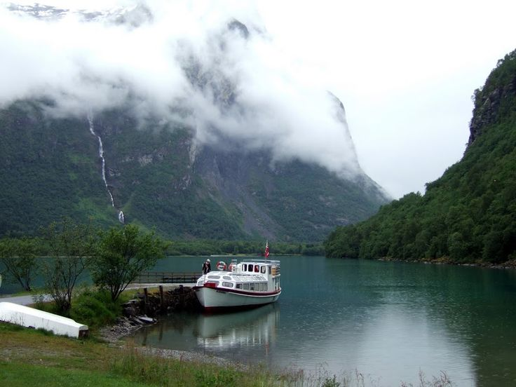 norway travel blogs briksdalsbre