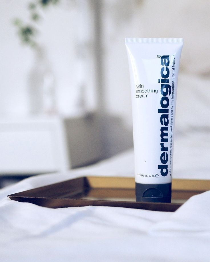 dermalogica smoothing cream review