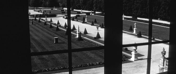 L'année dernière à Marienbad [Last Year at Marienbad] (1961) - Alain Resnais / Cinematography by Sacha Vierny