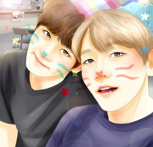 Stay with me 하체  Chanbaek on Tumblr