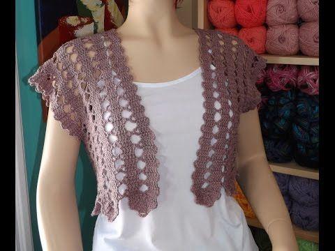 Tejido Fácil Multiusos con 2 Rectángulos #Ganchillo #Crochet Easy Cape Blouse lay out #DIY - YouTube