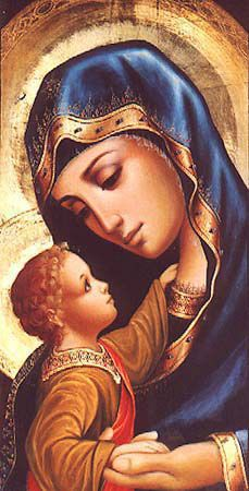 Madonna and Child, Ilian Rachov