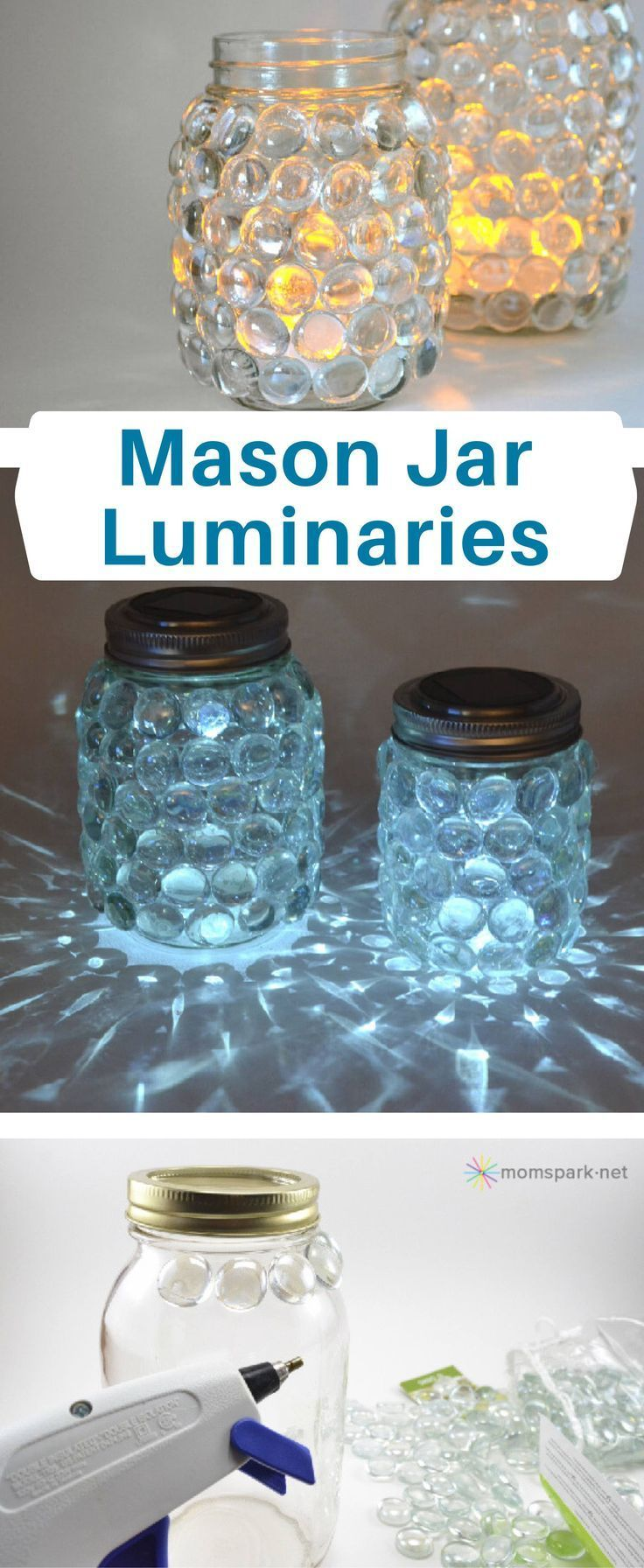 21 Easy Mason Jar Craft Ideas 105