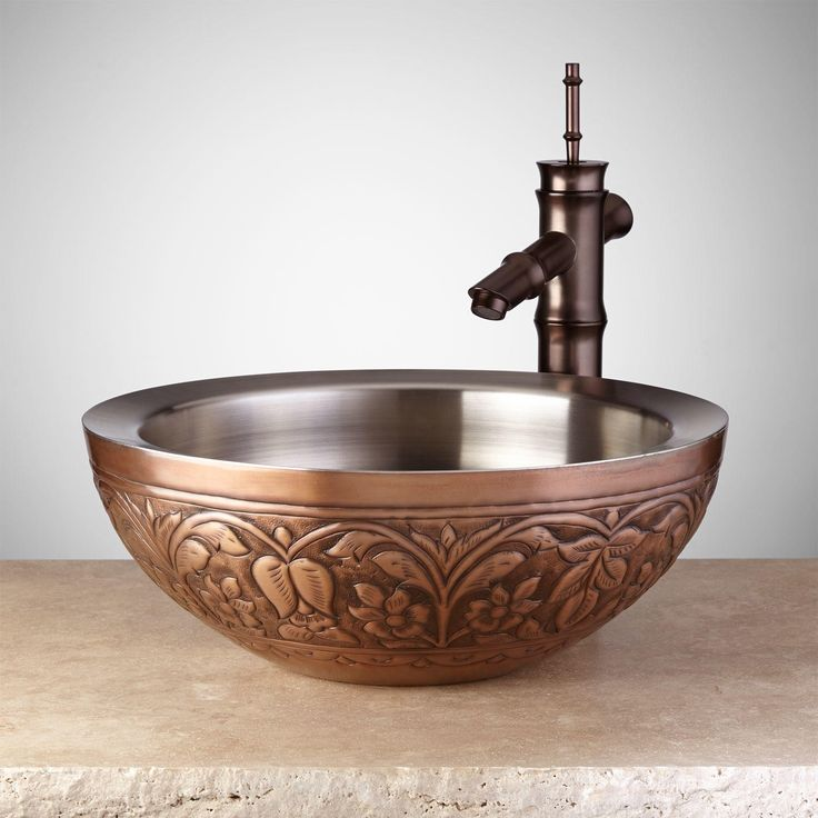 Best 25 Copper Vessel Sinks Ideas On Pinterest Copper