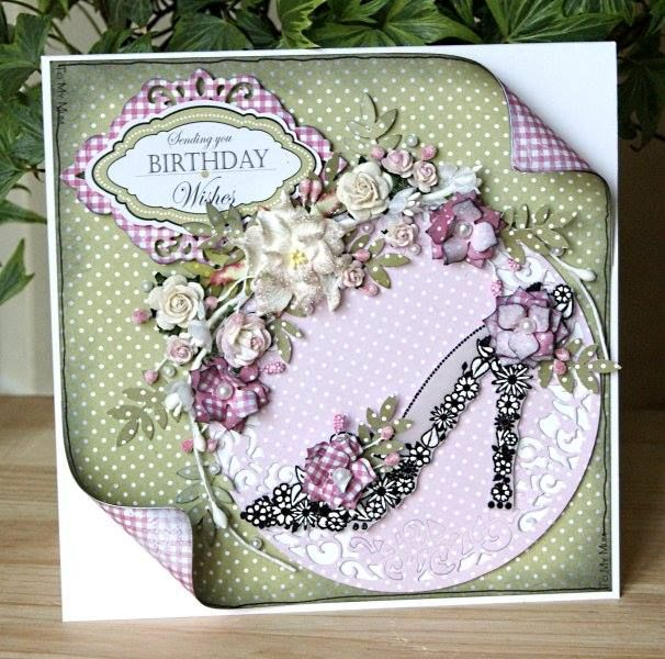 120 BIRTHDAY Die Cut Messages - Set 1 - Brand New - £6.99 : Anna Marie Designs, The home of Cardcraft