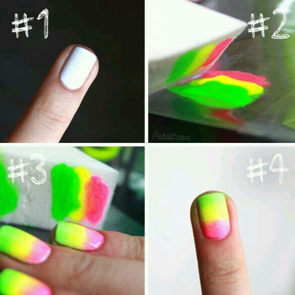 262 mejores imágenes de uñas en Pinterest | Uñas bonitas, Maquillaje ...
