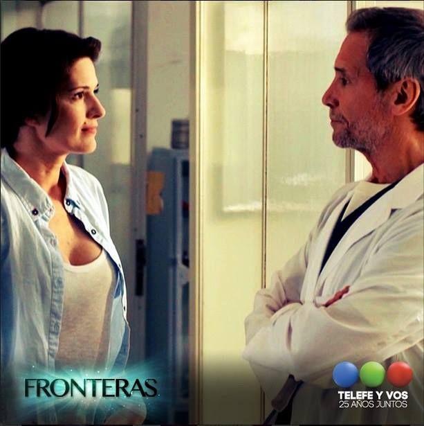 Serie tv Fronteras Telefe