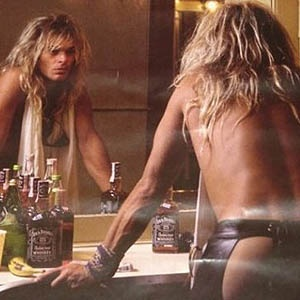 Best picture of David Lee Roth ever. EVER!/ I had this poster hanging on my closet door in Jr. High I bought it at Spencer'z...Gotta luv Old School Spencer'z :)