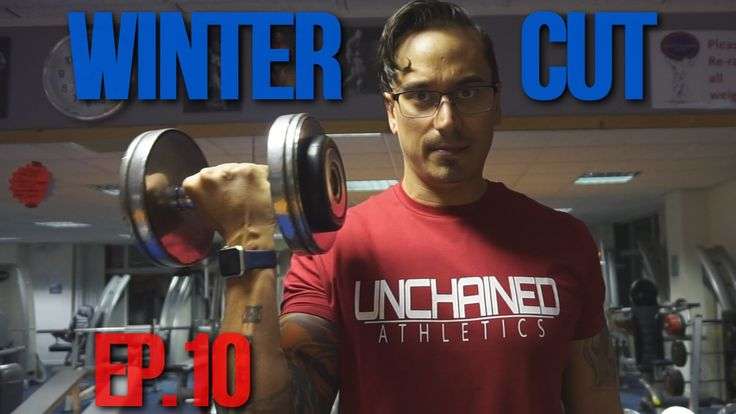 Winter Cutting │Muscle Food & Deadlifts │Ep10