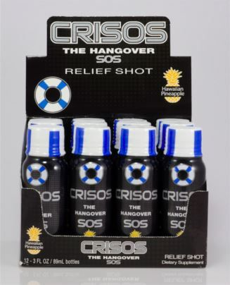 Our very first shot to put us on the map, the OG. Inspired by the worlds wildest adventurers and athletes, CRISOS™ shots are 90ml multi-vitamin/hydration drinks designed to fit in the palm of your hand. Crisos have crammed a awesome vitamin, mineral and amino complex into a two-sip formula saving you carry space and consumption time so that you can stay fuelled and recover quickly without breaking stride…