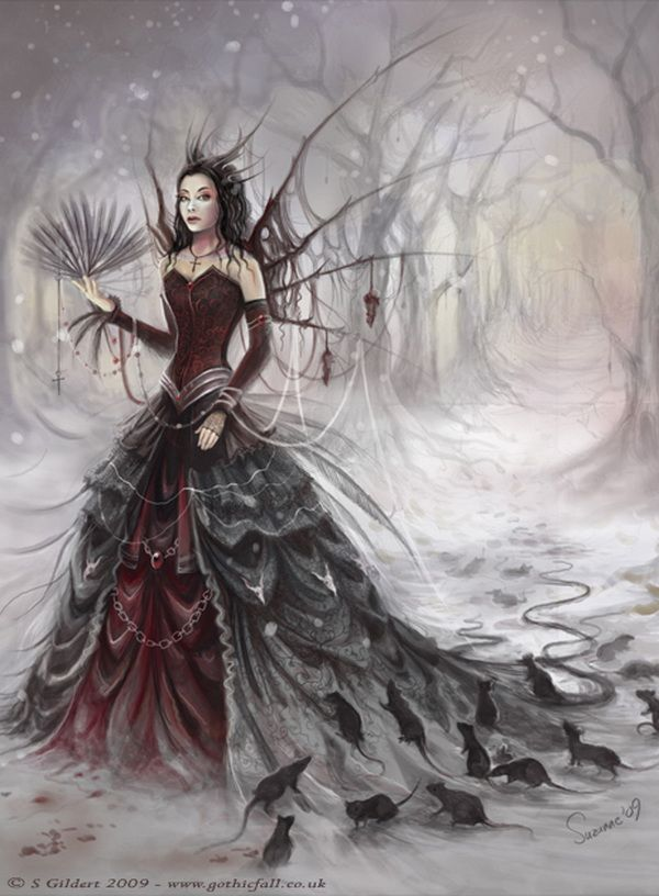 Gothic Art Paintings