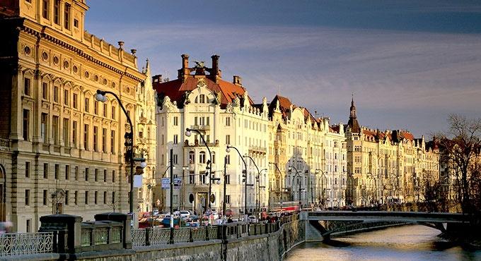 Stunning Prague