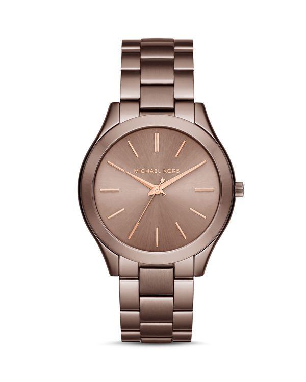 Michael Kors Slim Runway Watch, 42mm