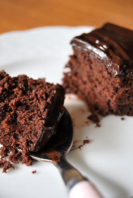 gâteau choc' au micro ondes