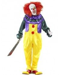 Classic Horror Clown