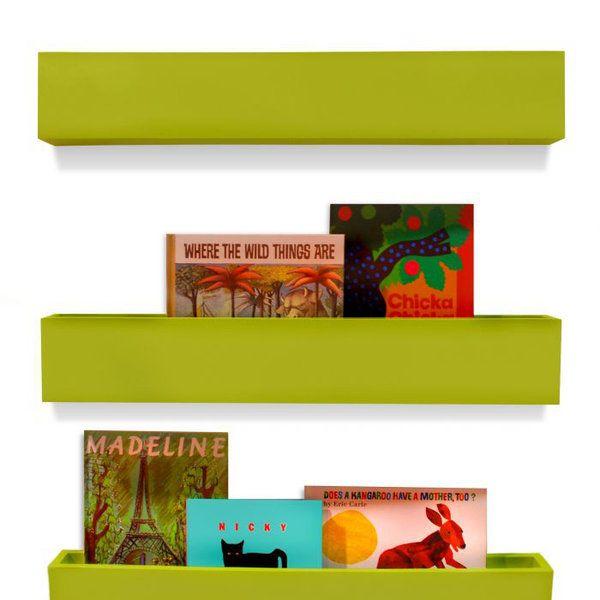 Repisas para libros decoracion pinterest for Decoracion repisas para pared