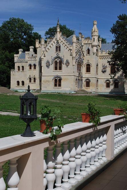 Castelul Sturdza de la Miclăușeni - Melidonium