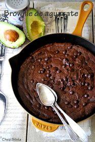 Chez Silvia: Brownie de aguacate { Receta PKU }