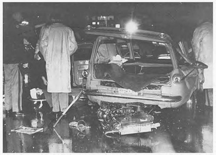 17 Best Images About Famous Fatal Car Wrecks On Pinterest