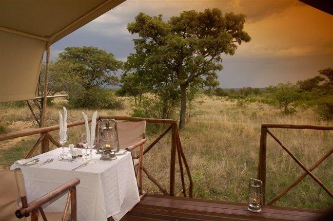 Kwafubesi Tented Safari Camp, Limpopo, South Africa
