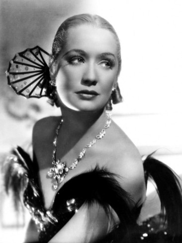 """""""She was alive and on fire all the time.""""--Tennessee Williams on Miriam Hopkins/Interview with James Grissom  #FolliesofGod"""