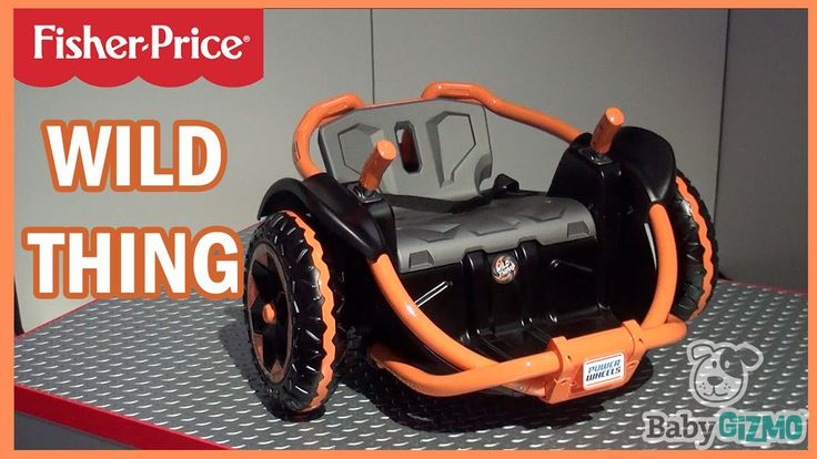 New Fisher Price Power Wheels Wild Thing Ride On For