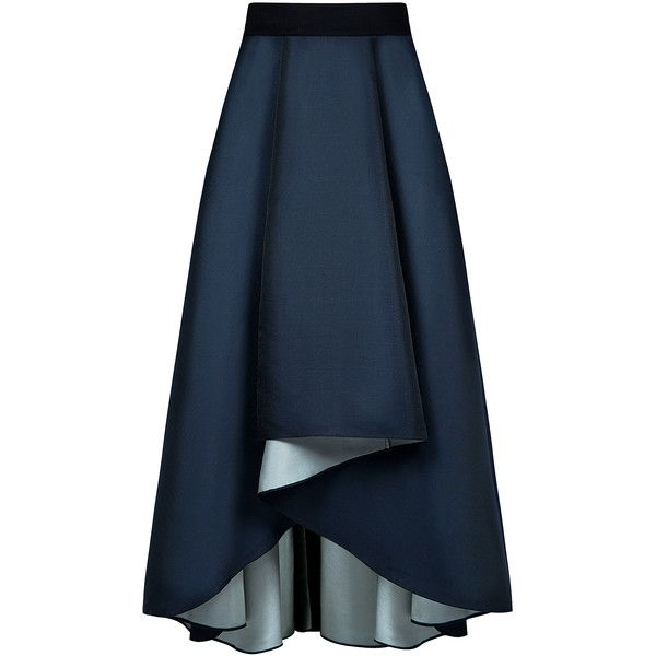 Sachin & Babi - Philip maxi full skirt ($487) ❤ liked on Polyvore featuring…