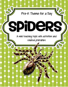 36 best images about Insects and Spiders Preschool and ...