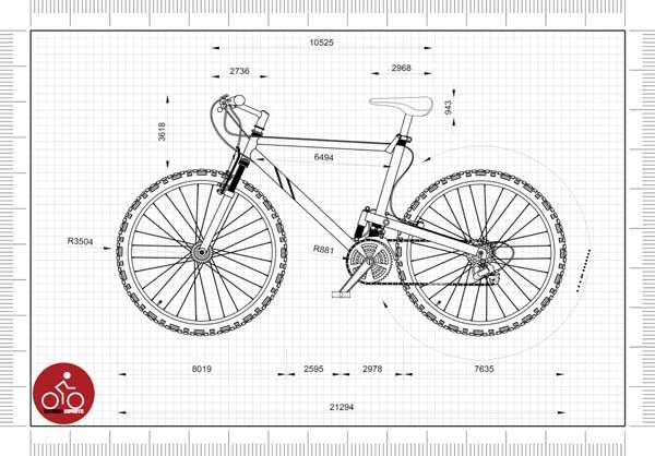 How To Measure A Bike How To Measure Yourself Measurements Bike