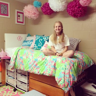 Love This Dorm Love The Under The Bed Storage Diy