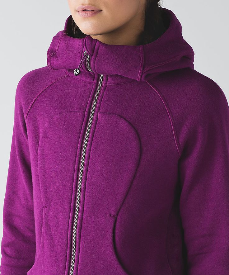 Lululemon // Scuba Hoodie III (shown in Chilled Grape)