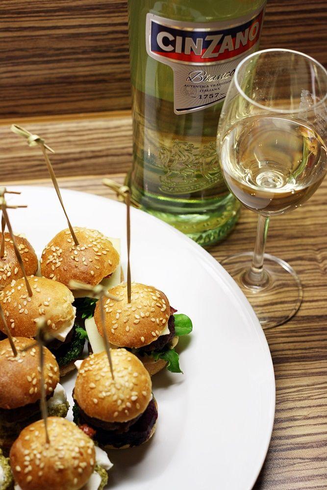 Mini burgery a Cinzano